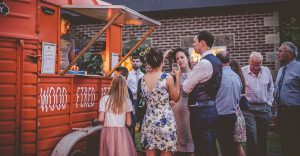 Mobile Pizza Catering for Weddings